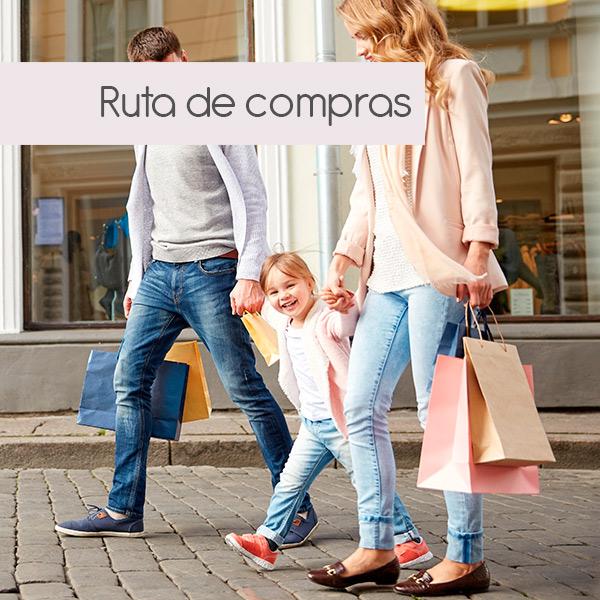 Ruta de compras