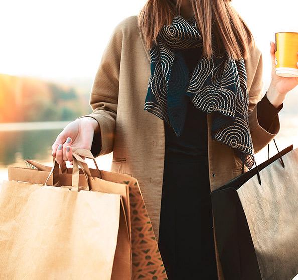 ruta de shopping